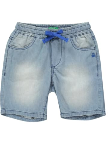 Benetton Short lichtblauw