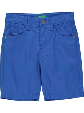 Benetton Bermuda blauw