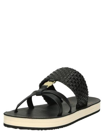 """GANT Footwear Pantoletten """"Flatville"""" in Schwarz"""