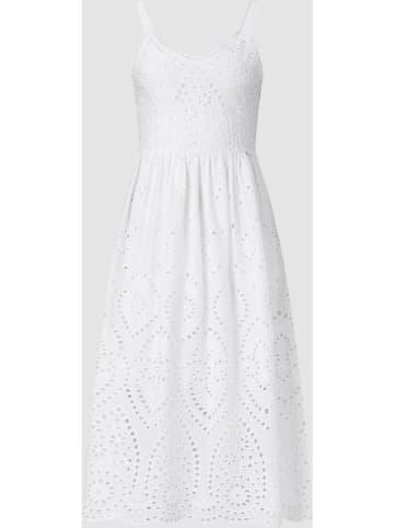 Rich & Royal Sukienka w kolorze białym