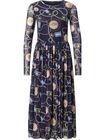 Rich & Royal Sukienka w kolorze granatowym