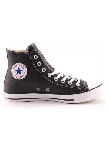 """Converse Leren sneakers """"Chuck Taylor All Star"""" zwart"""