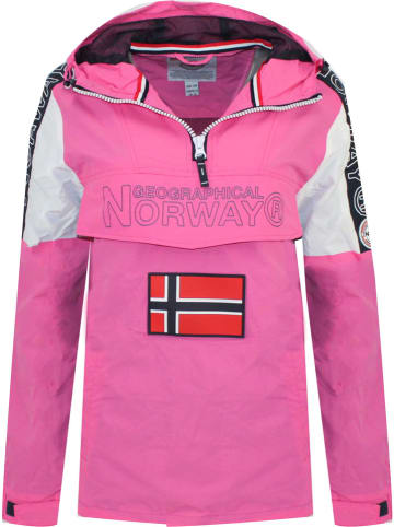 "Geographical Norway Übergangsjacke ""Astina"" in Pink"