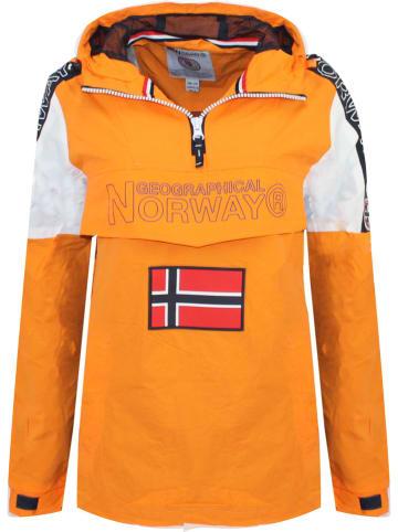 "Geographical Norway Tussenjas ""Astina"" oranje"