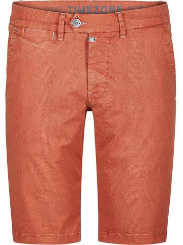 "Timezone Shorts ""Janno"" in Orange"