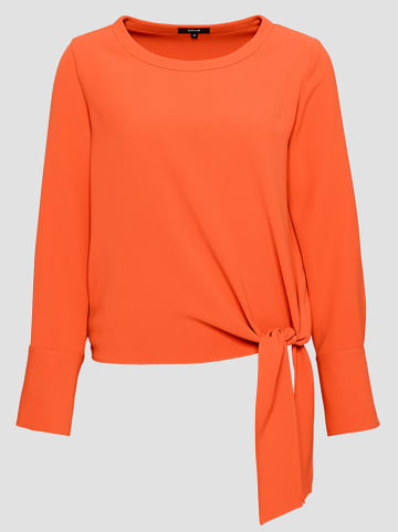"OPUS Bluse ""Flota"" in Orange"
