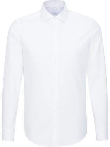 Seidensticker Hemd - Slim fit - in Weiß
