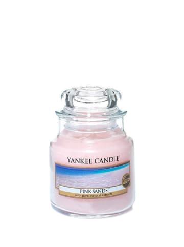 Yankee Candle Mała świeca zapachowa - Pink Sands