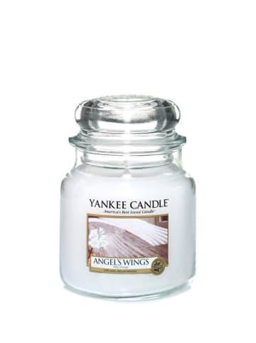 Yankee Candle Średnia świeca zapachowa - Angel's Wings