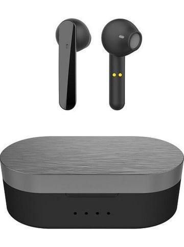 SmartCase Słuchawki bezprzewodowe Bluetooth in-Ear w kolorze czarnym