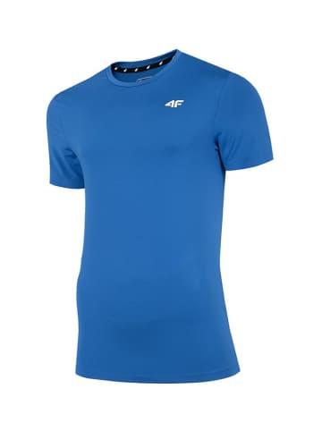 4F Trainingsshirt in Blau
