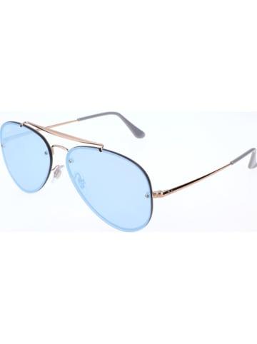 Ray Ban Unisex-Sonnenbrille in Rosé