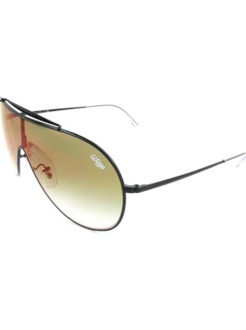 Ray Ban Dameszonnebril zwart/geel