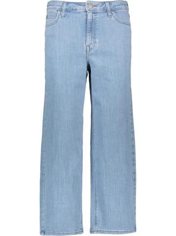 """Lee Dżinsy """"Oxford"""" - Comfort fit - w kolorze błękitnym"""