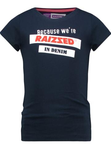 """RAIZZED® Shirt """"Atlanta"""" donkerblauw"""