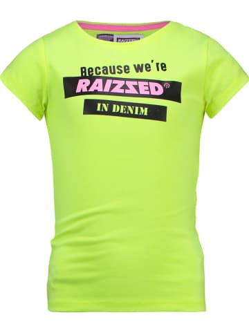 """RAIZZED® Shirt """"Atlanta"""" lichtgroen"""