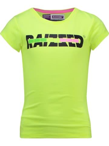 """RAIZZED® Shirt """"Venice"""" lichtgroen"""