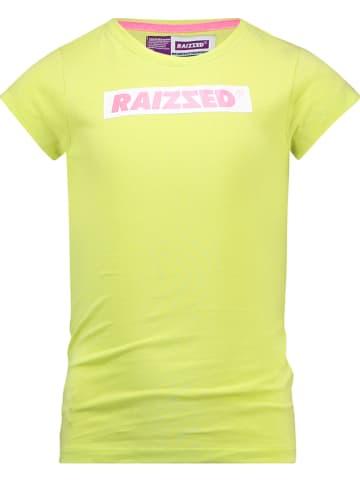 """RAIZZED® Shirt """"Budapest"""" lichtgroen"""