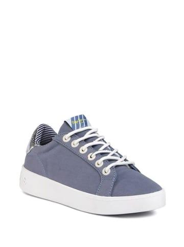 Pepe Jeans Sneakersy w kolorze niebieskim