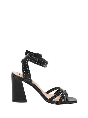 Pepe Jeans Sandały w kolorze czarnym
