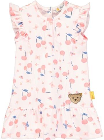 Steiff Sukienka w kolorze jasnoróżowym