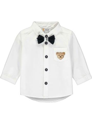Steiff Koszula w kolorze białym