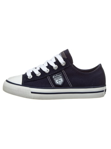 Richter Shoes Sneakers donkerblauw