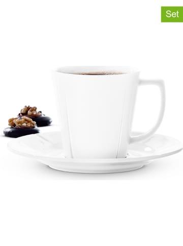 """Rosendahl Filiżanki (2 szt.) """"Grand Cru"""" w kolorze białym do kawy - 260 ml"""