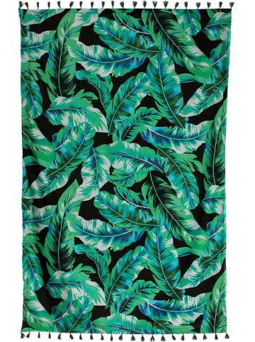 Maui Wowie Ręcznik plażowy w kolorze zielonym - 150 x 100 cm