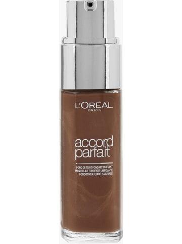 """L'Oréal Paris Foundation """"Accord Parfait - 10N Cacao"""", 30 ml"""