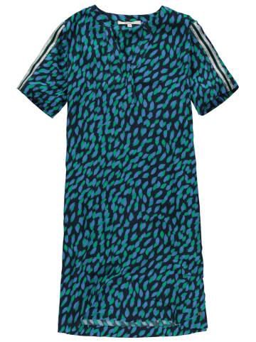 Garcia Sukienka w kolorze granatowo-zielono-niebieskim