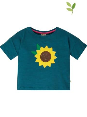 "Frugi Shirt ""Myla"" blauw"