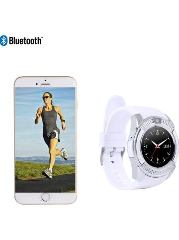 Inki Smartwatch in Weiß