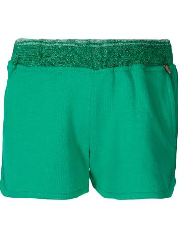 """LE BIG Sweatshort """"Solange"""" groen"""