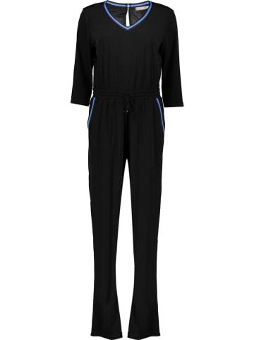 Geisha Jumpsuit zwart