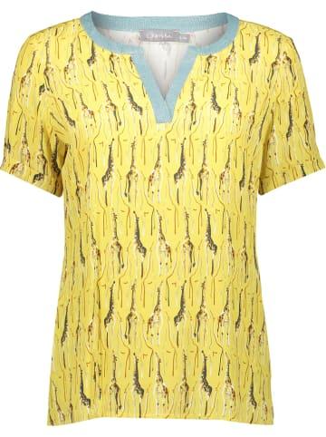Geisha Shirt geel