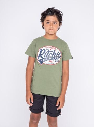 RITCHIE Shirt kaki