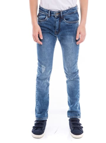 RITCHIE Spijkerbroek blauw
