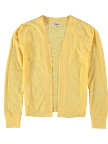 Garcia Kardigan w kolorze żółtym