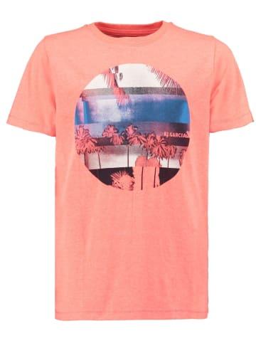 Garcia Shirt abrikooskleurig