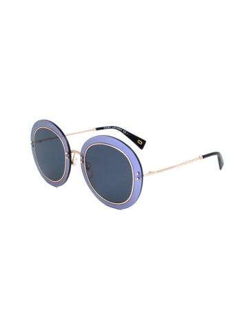 Marc Jacobs Damen-Sonnenbrille in Lila-Gold/ Schwarz