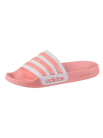 Adidas Slippers lichtroze