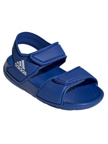 """Adidas Buty """"Altaswim"""" w kolorze niebieskim do kąpieli"""