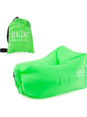 Toi-Toys Worek do siedzenia w kolorze zielonym - 160 x 60 x 60 cm
