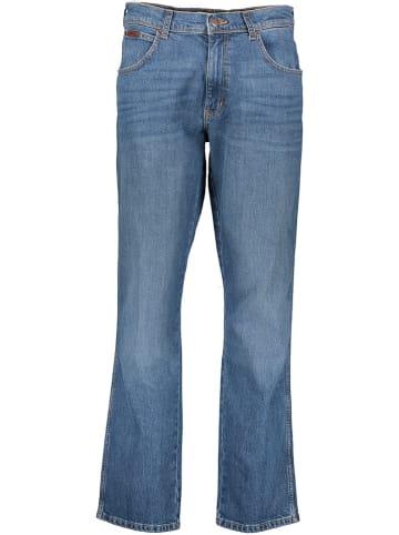 """Wrangler Spijkerbroek """"Texas"""" - comfort fit - blauw"""