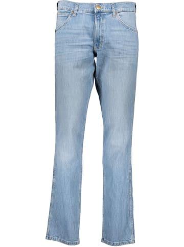 """Wrangler Dżinsy """"Greensboro"""" - Regular fit - w kolorze błękitnym"""