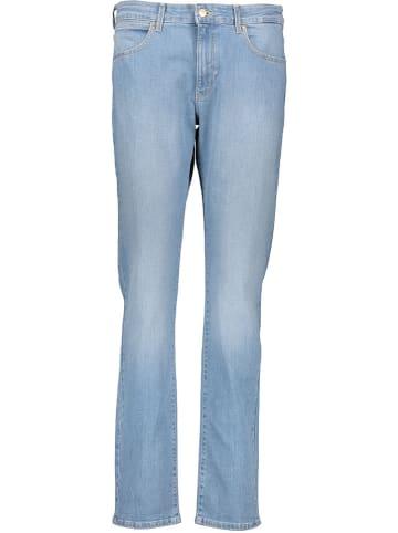 """Wrangler Dżinsy """"Body bespoke"""" - Regular fit - w kolorze błękitnym"""