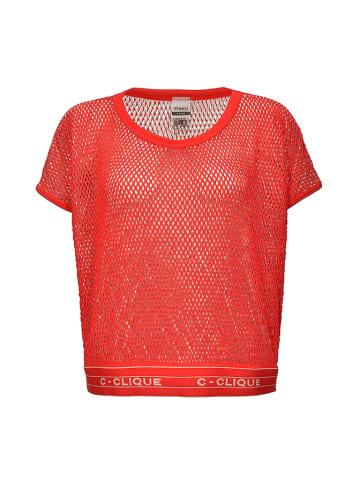Pinko Bluzka w kolorze czerwonym