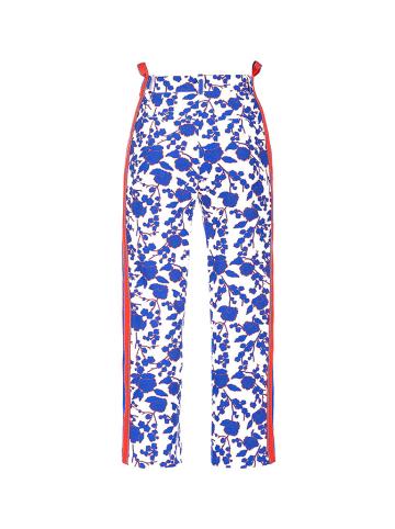 Pinko Spodnie w kolorze biało-niebiesko-czerwonym