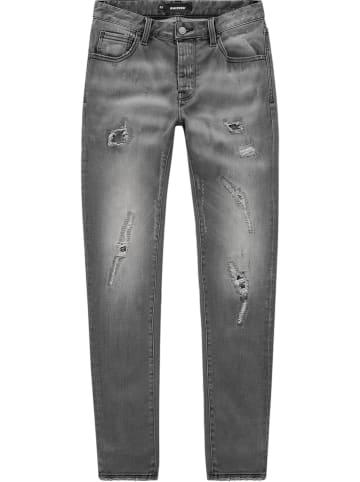 """RAIZZED® Spijkerbroek """"Jungle"""" - super skinny fit - grijs"""